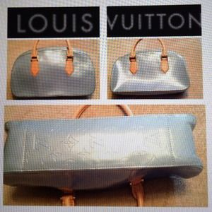 Authentic Louis Vuitton patent leather bag