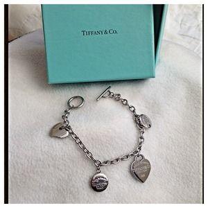 Jewelry - Tiffany & Co. Charm Bracelet