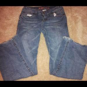 Hydraulic jeans sz. 9/10