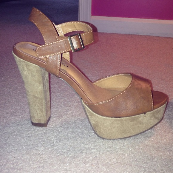 Madden Girl by Steve Madden  Shoes - Madden Girl size 9.5 never worn. GREAT DEAL!!!