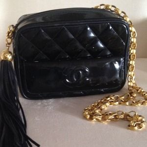 % AUTHENTIC CHANEL BAG *FIRM ON PRICE*