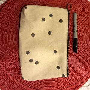 Madewell pouch purse new