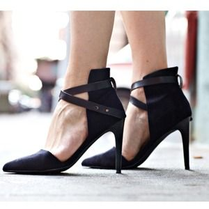 JustFab online d'orsay pumps