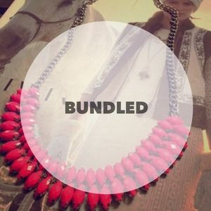 Spike the Punch Jewelry - ❌SOLD IN BUNDLE❌ // Spike the Punch Necklace