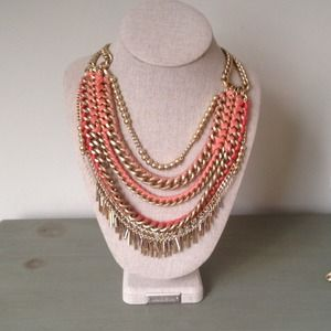 Stella & Dot Carmen Necklace - worn once