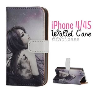 🎀NOW AVAILABLE🎀iPhone 4S/4 Wallet Case