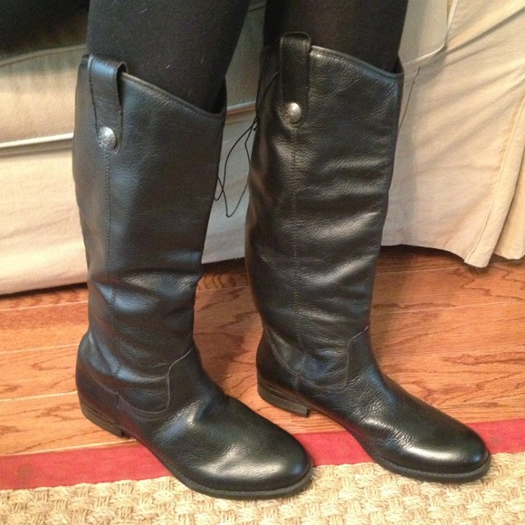 53% off merona Boots - Merona riding boots from Olivia's closet on ...