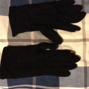 Smart phone gloves.
