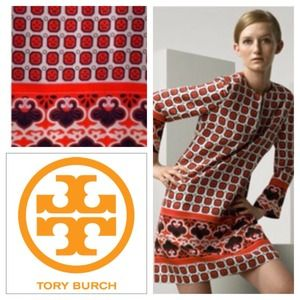 Like New Tory Burch Nerissa dress