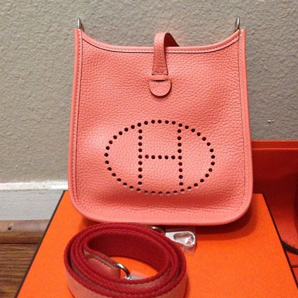ad493e6184b2 top quality hermes evelyne colors justice b39c7 2defd