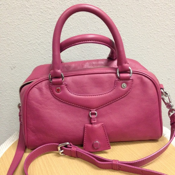 Marc by Marc Jacobs Bags - MARC BY MARC JACOBS Pink Satchel