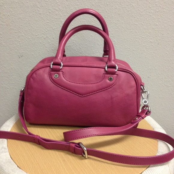 Marc by Marc Jacobs Handbags - MARC BY MARC JACOBS Pink Satchel 3
