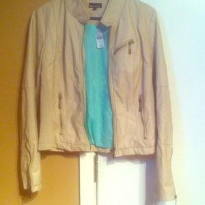 Leather Jacket !