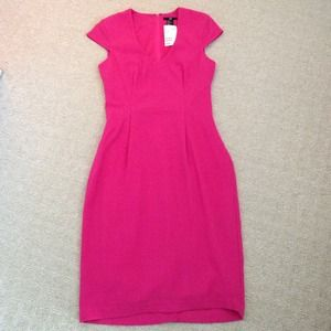 BRAND NEW H&M pink dress