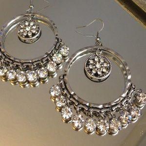 Jewelry - Crystalized Earrings