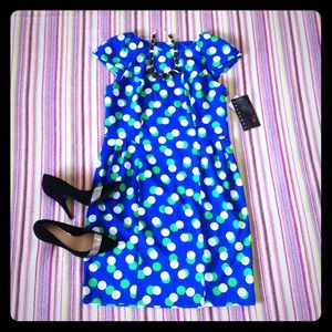 Scarlett Dresses & Skirts - Fun polka dot party dress