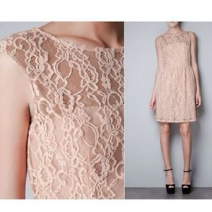 ⚡️Zara Lace Dress