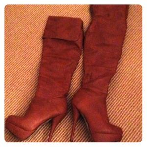 Boots - Over the knee boots