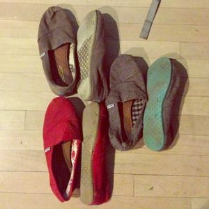 Toms collection ON HOLD