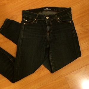 Designer Jeans--seven for all mankind! PRICE DROP!