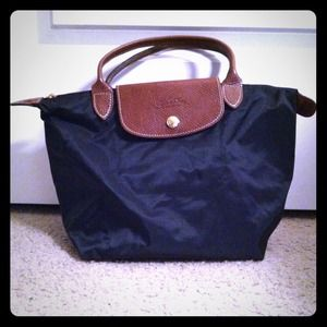 Longchamp Small Le Pliage Tote Bag