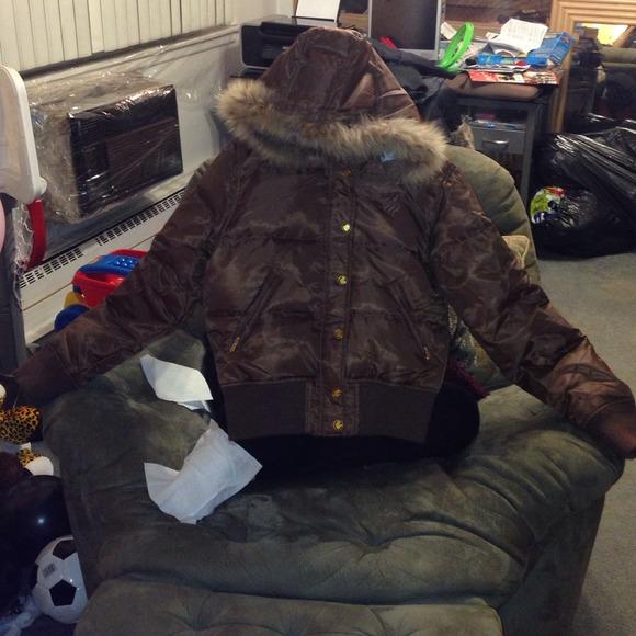 Michael Kors Down Jacket