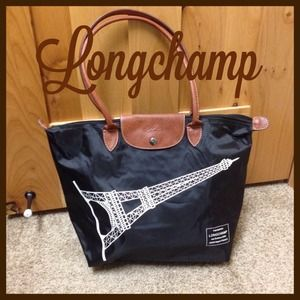 Limited edition Le Pliage by Longchamp  NWT