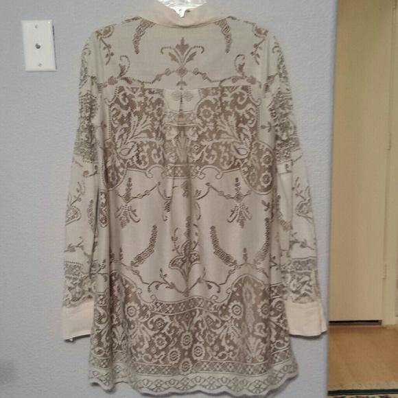 Anna Sui Dresses - Anna Sui for Target lace dress M
