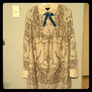 Anna Sui for Target lace dress M