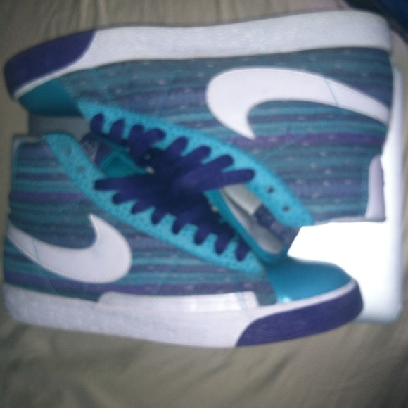 nike blazer turbo green