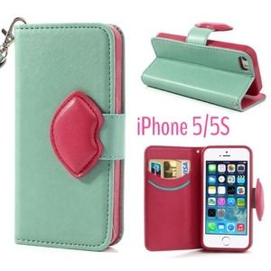 iPhone 5/5S Wallet Case