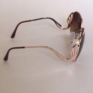 ⓢⓐⓛⓔ Brass Vintage style  sunglasses