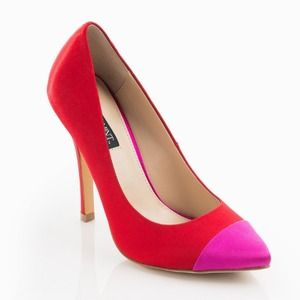 Shoemint Shoes - Captoe Heels