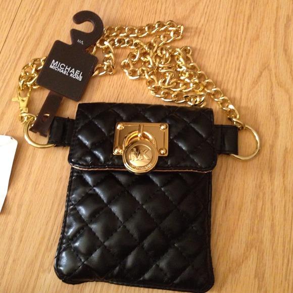 e9782ef88b92 🎉🎊Host Pick🎉🎊 11 29 Michael Kors Belt Bag