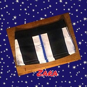 Zara Dresses & Skirts - Color block mini from Zara- new, no tags!