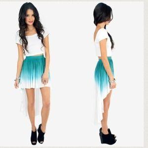 76 dresses skirts ombr 233 black grey cotton midi