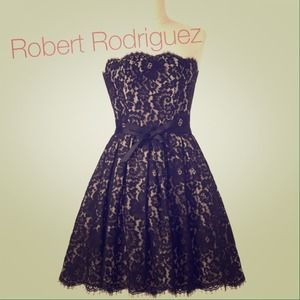 Robert Rodriguez Party Dress