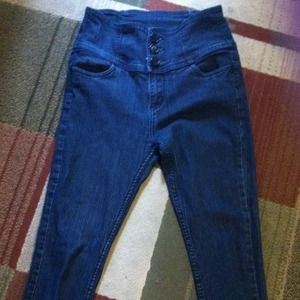 High waist Denim Pants Size 28