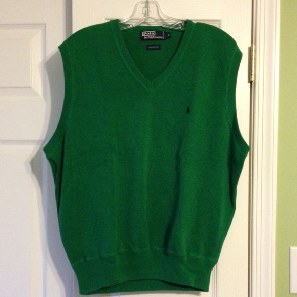 Polo by Ralph Lauren - Men's Polo Ralph Lauren Kelly Green Sweater ...