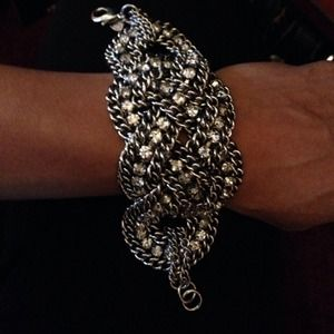 HOST PICKStella & Dot Petra braided bracelet