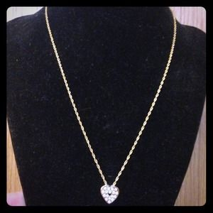 Dainty Heart Necklace