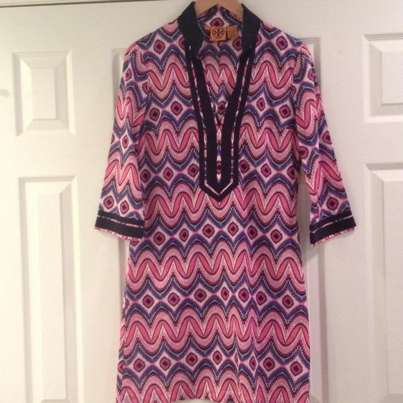 Tory Burch Dresses & Skirts - Gorgeous Tory Burch Tunic/Dress