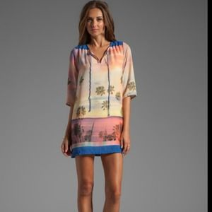 lovers and friends  Dresses & Skirts - Malibu tunic dress - xs / brand new - reduced