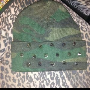 Army spiked hat