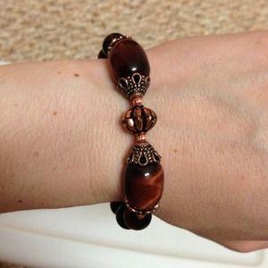 Jewelry - 💥huge sale💥Tigers eye bracelet
