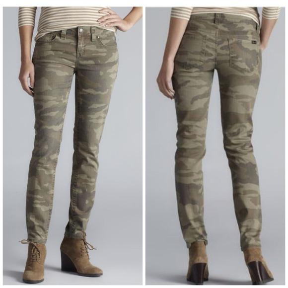 26% off Seven7 Denim - Seven7 Camo Skinny Jeans. NWT. from Joyce's ...