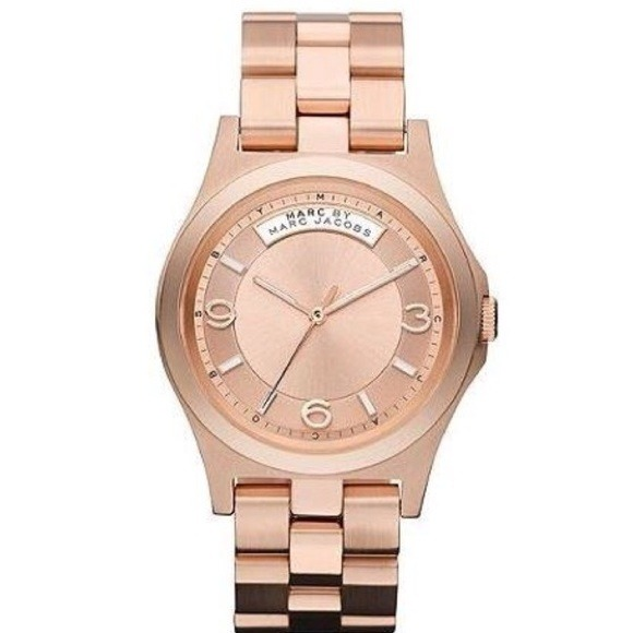 Marc by Marc Jacobs Jewelry - Marc by Marc Jacobs Watch in Rose Gold