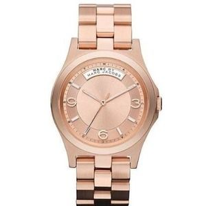 Marc by Marc Jacobs Jewelry - Marc by Marc Jacobs Watch in Rose Gold 2