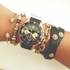 Marc by Marc Jacobs Accessories - Marc by Marc Jacobs Chrono Watch