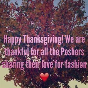 PoshLove Other - Happy Thanksgiving 2013!